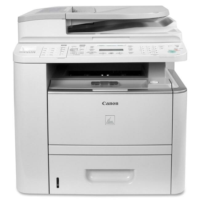 Canon imageCLASS D1170 Laser Multifunction Printer - Monochrome - Plain Paper Print - Desktop