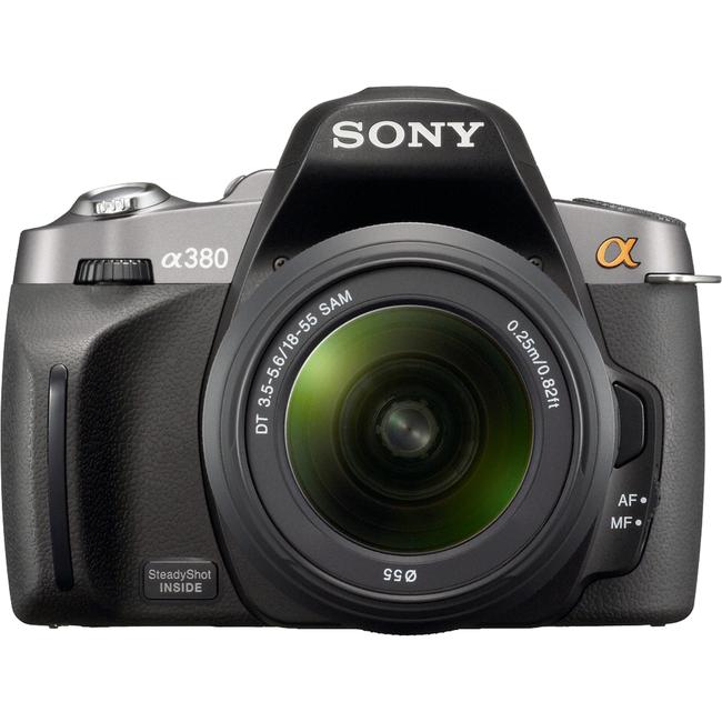 Sony Corporation DSLRA380L