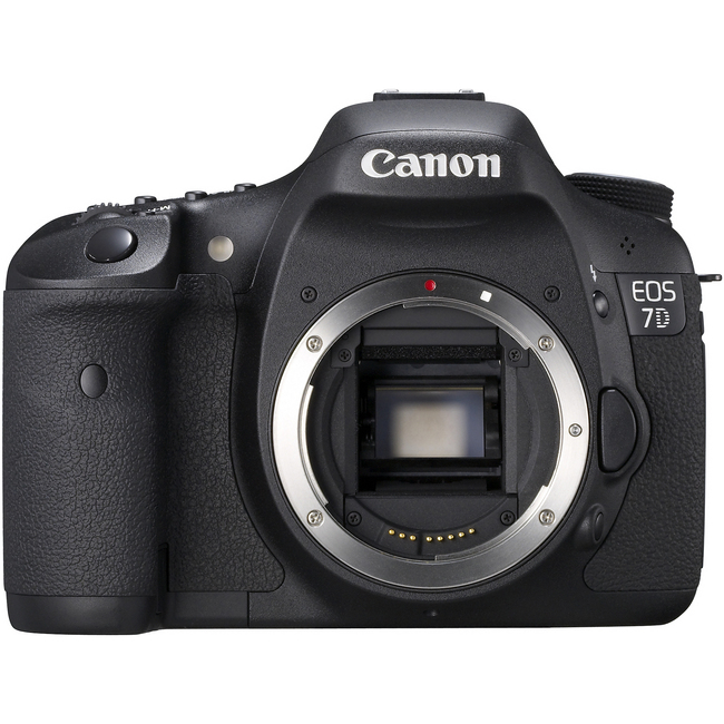 Canon EOS 7D 18 Megapixel Digital SLR Camera (Body Only)