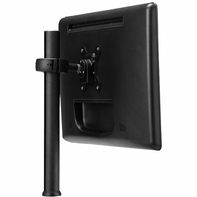 ATDEC - DT SB DOUGHNUT POLE SINGLE MOUNT FOR LCDS BLACK 12IN-24IN INCL CABLE