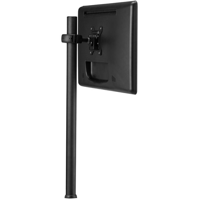 ATDEC - DT SB DOUGHNUT POLE DUAL MOUNTS FOR LCDS BLACK 12IN-24IN INCL CABLE