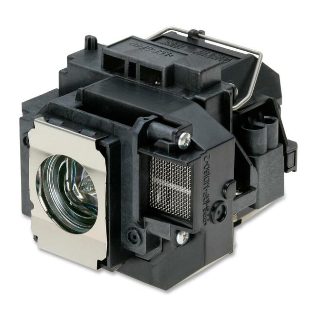 Epson (V13H010L54) ELPLP54 Replacement Lamp - UHE Projector Lamp | Compatible with EX31, EX51, EX71 & 705HD