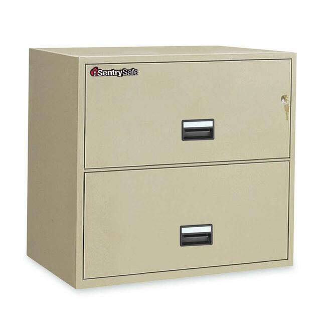 Sentry Safe 2L3010P Lateral Fire File Cabinet