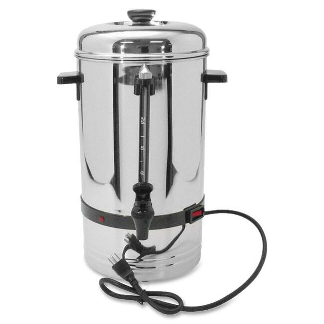 CFPCP36 Coffee Pro 36-Cup Commercial Coffee Urn photo