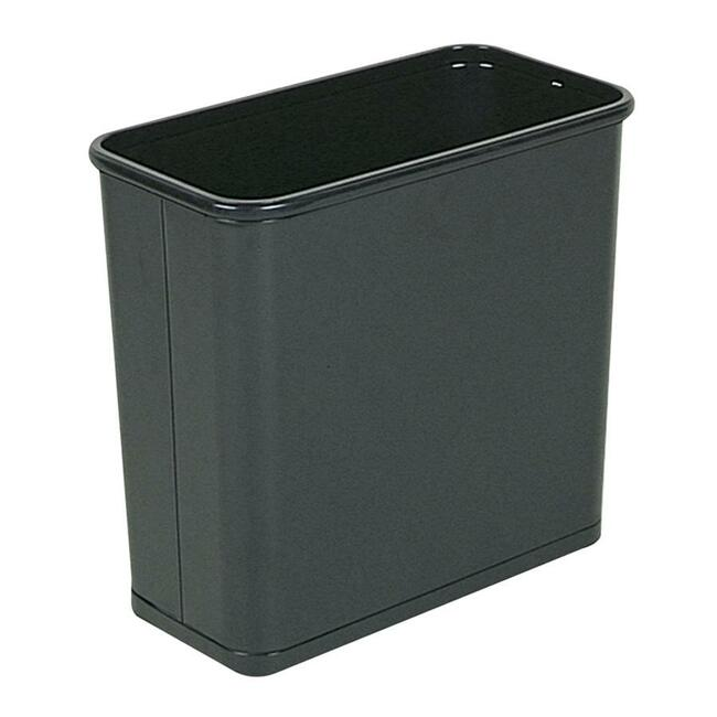 Rubbermaid WB30R Open Top Wastebasket
