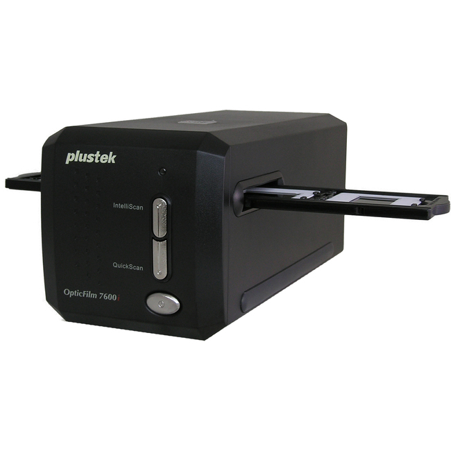 Plustek OpticFilm 7600iAi Infrared LEDlight 35mm Film and Slide Scanner