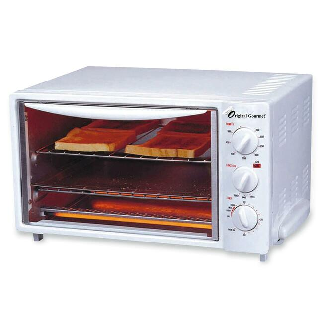 Countertop Oven Made In Usa : CFPOG20 Coffee Pro Og20 Toaster Oven (Appliances) photo