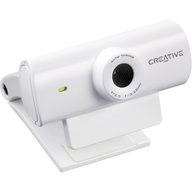 Creative Live! Cam VF0520 Webcam - 0.3 Megapixel - USB 2.0