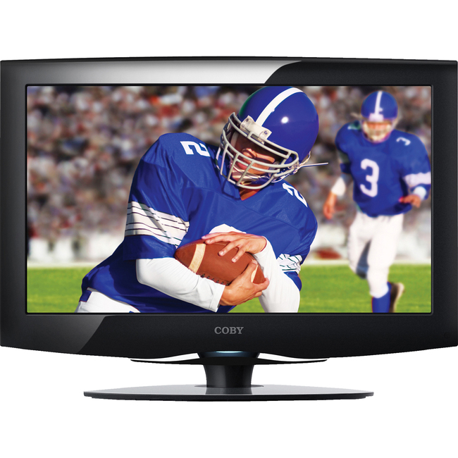 "Coby TF-TV1925 19"" 720p LCD TV - 16:9 - HDTV"
