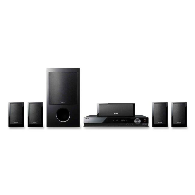 Sony DAV-DZ170 5.1 Home Theater System - 1000 W RMS - DVD Player