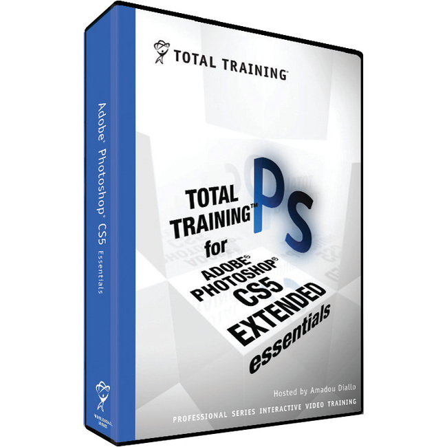 Total Training for Adobe Photoshop CS5: Essentials