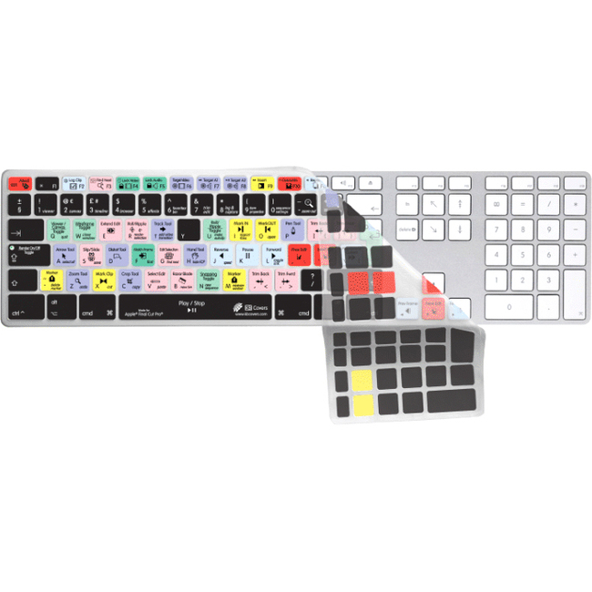 KB Covers FC-AK-CC Ultra-Thin Keyboard Skin