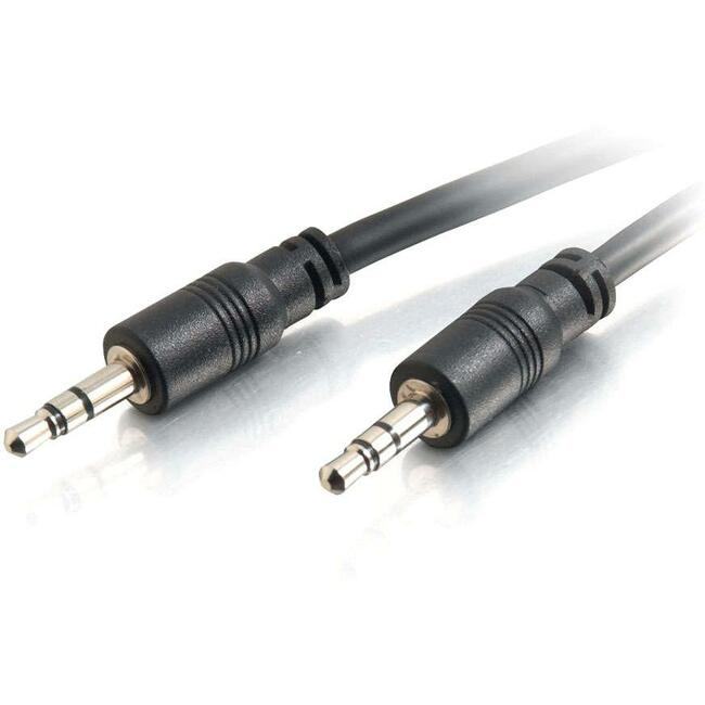 C2G 75FT CMG 3.5MM STEREO M/M CABL
