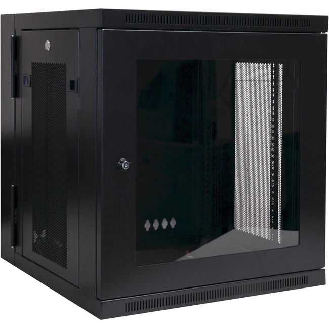 Tripp Lite SRW12USG Wall mount Rack Enclosure Server Cabinet w/ Plexiglass Door