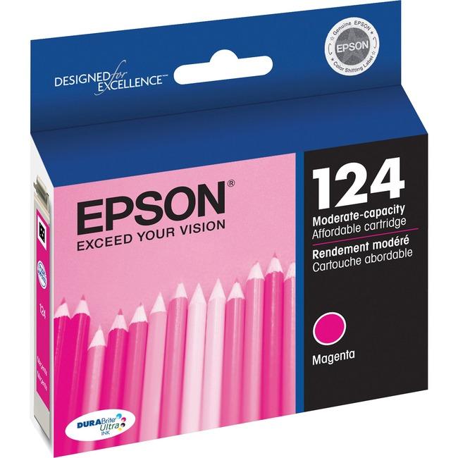 EPSON - SUPPLIES DURABRITE ULTRA MODERATE CAP MAGENTA INK CARTRIDGE