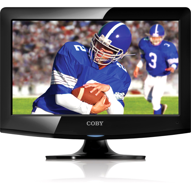 "Coby LEDTV1526 15.6"" 720p LED-LCD TV - 16:9 - HDTV"
