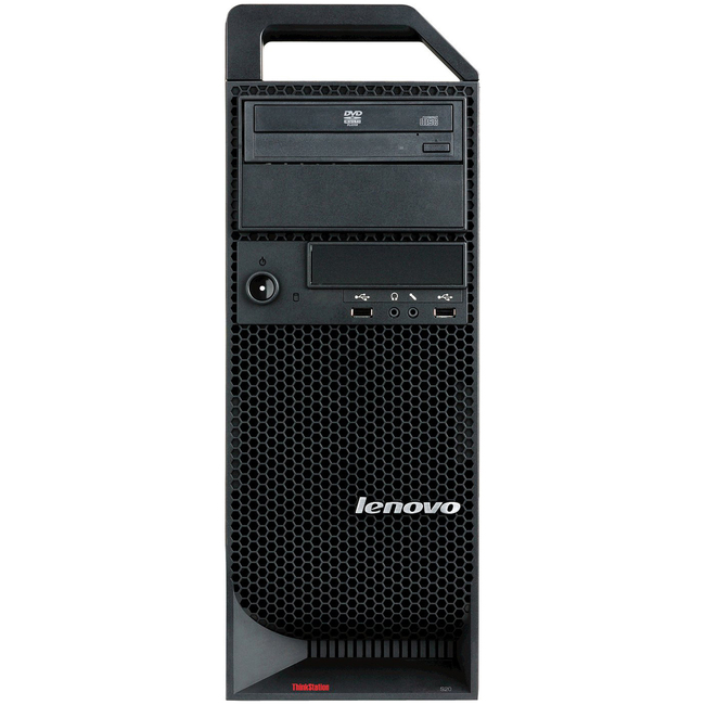 Lenovo ThinkStation D20 4158D6U Tower Workstation - 2 x Intel Xeon E5620 2.4GHz