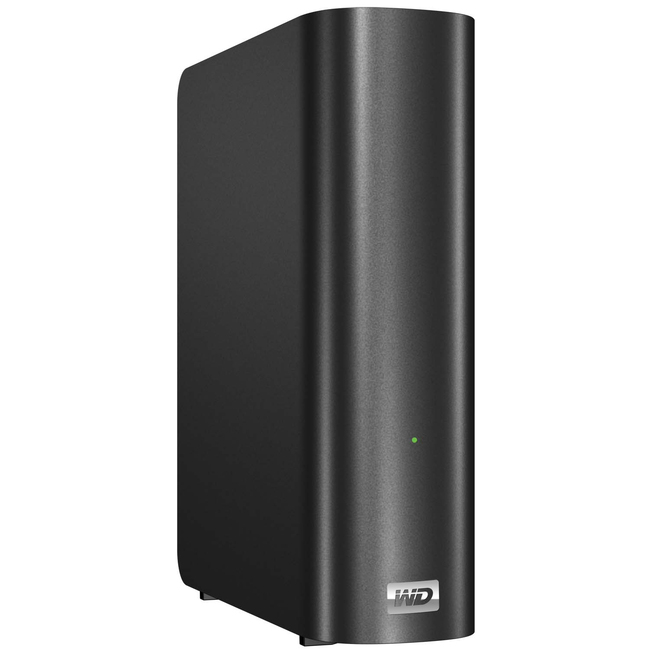 Western Digital My Book Live Personal Cloud Storage