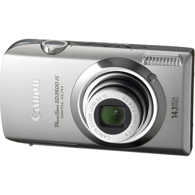 Canon, Inc SD3500ISPWRS