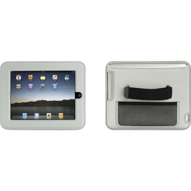Griffin CinemaSeat GB01683 Carrying Case for iPad - Gray
