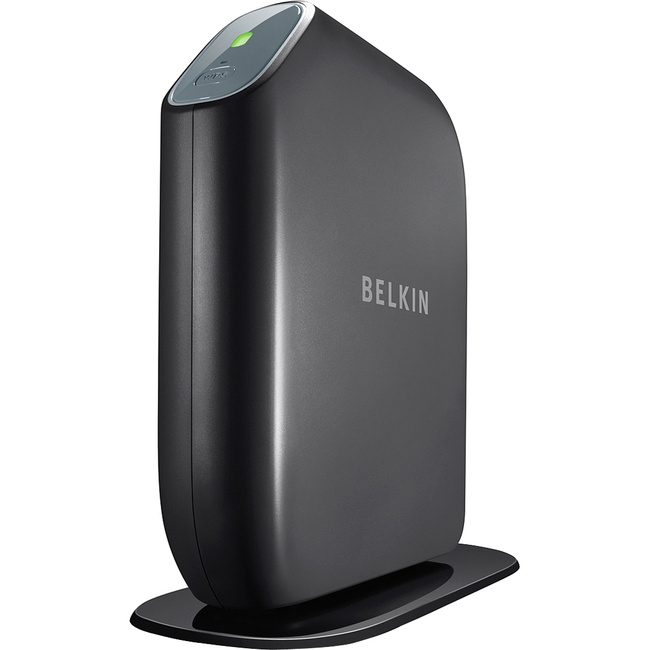 Belkin F7D7302 Wireless Router - IEEE 802.11n