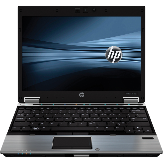 "HP EliteBook 2540p XT932UT 12.1"" LED Notebook - Intel - Core i7 i7-640LM 2.13GHz"