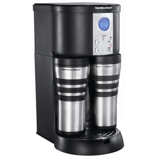 Hamilton Beach Stay or Go 45237R Coffee Maker