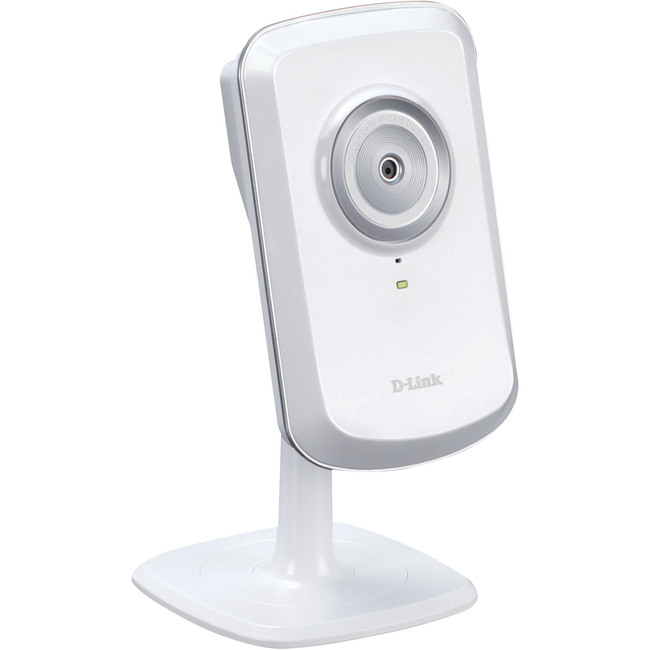 D-Link DCS-930L Surveillance/Network Camera - Color