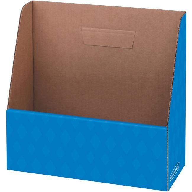 FELLOWES BANKERS BOX FOLDER HOLDER BLUE