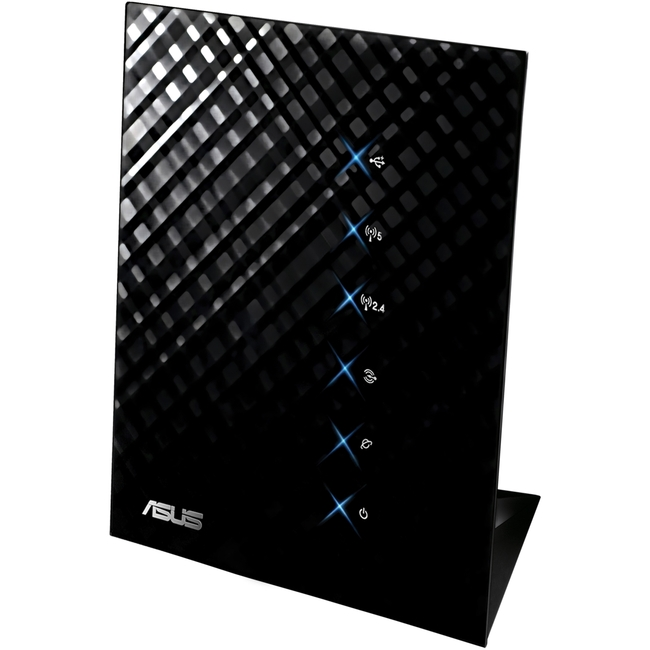 Asus RT-N56U Wireless Router - IEEE 802.11n