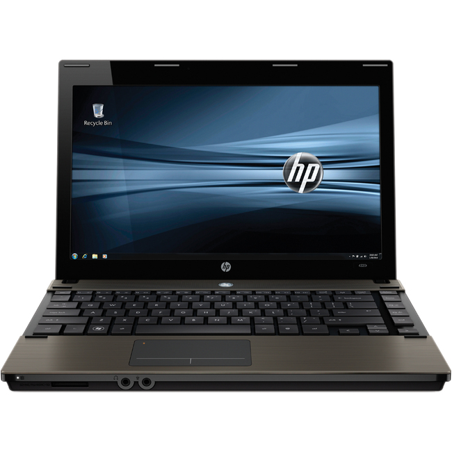 "HP 4320t XT975UT 13.3"" LED Notebook - Intel - Celeron P4500 1.86GHz"