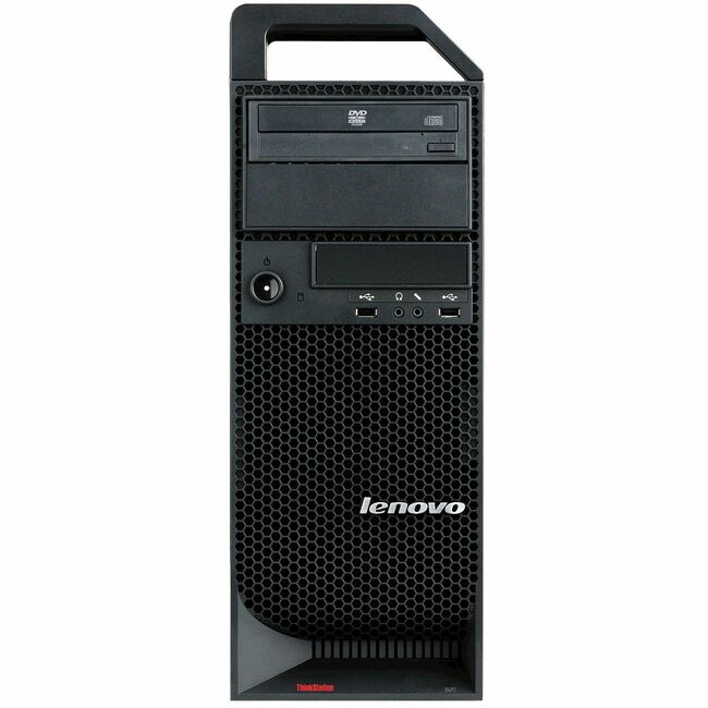 Lenovo ThinkStation S20 4105R9U Tower Workstation - 1 x Intel Xeon W3550 3.06GHz