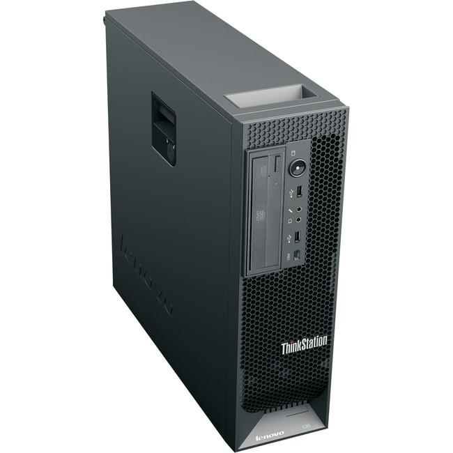 Lenovo ThinkStation C20 426593U Tower Workstation - 1 x Intel Xeon E5620 2.4GHz
