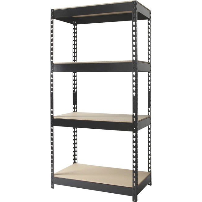 Hirsh Rivet Shelf Unit