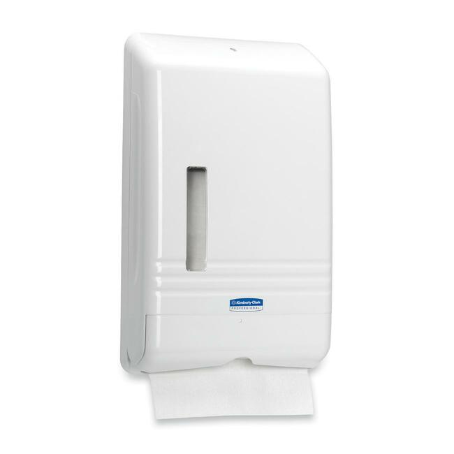 Kimberly-Clark SLIMFOLD Folded Towel Dispenser