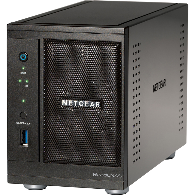 Netgear ReadyNAS Ultra 2 RNDU2120 Network Storage Server