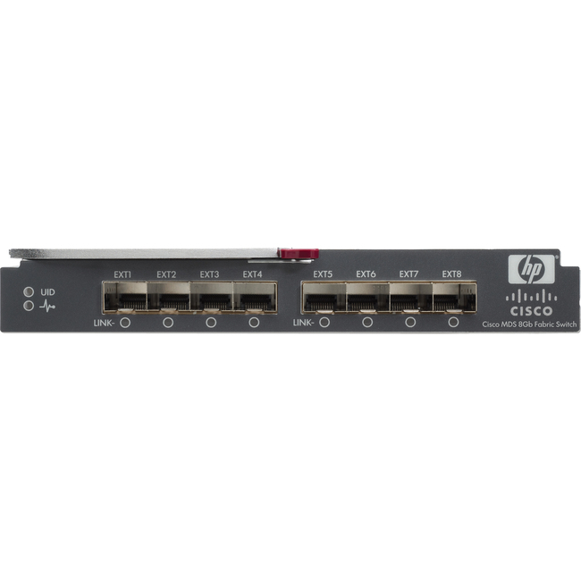 HP AW564A MDS 8/24c BladeSystem Fibre Channel Switch
