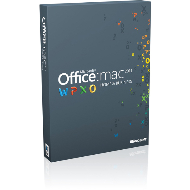 Microsoft Office:mac 2011 Home and Business Multipack - Complete Product - 2 Install