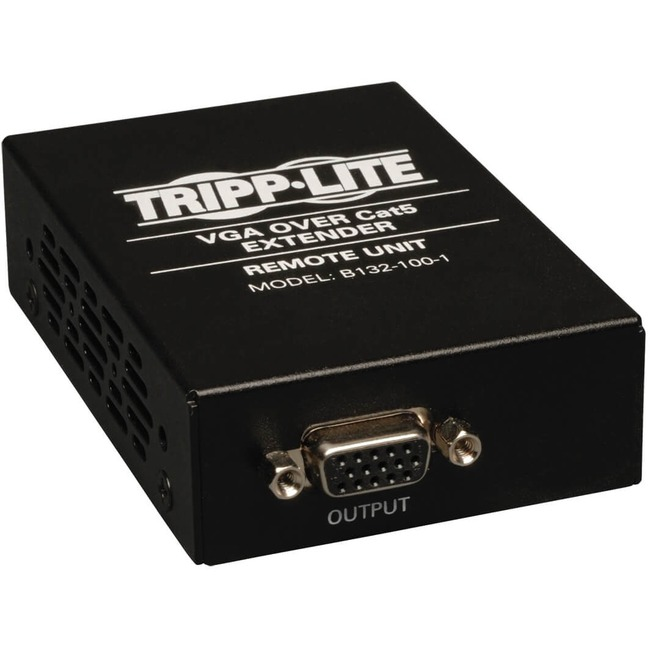 Tripp Lite B132-100-1 TAA/GSA Compliant Video Console