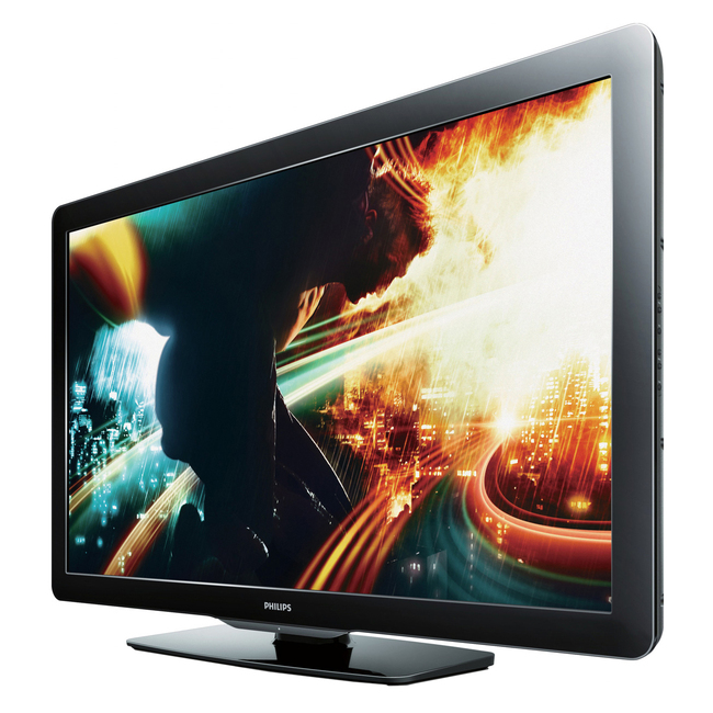 "Philips 55PFL5706 55"" 1080p LCD TV - 16:9 - HDTV 1080p - 120 Hz"