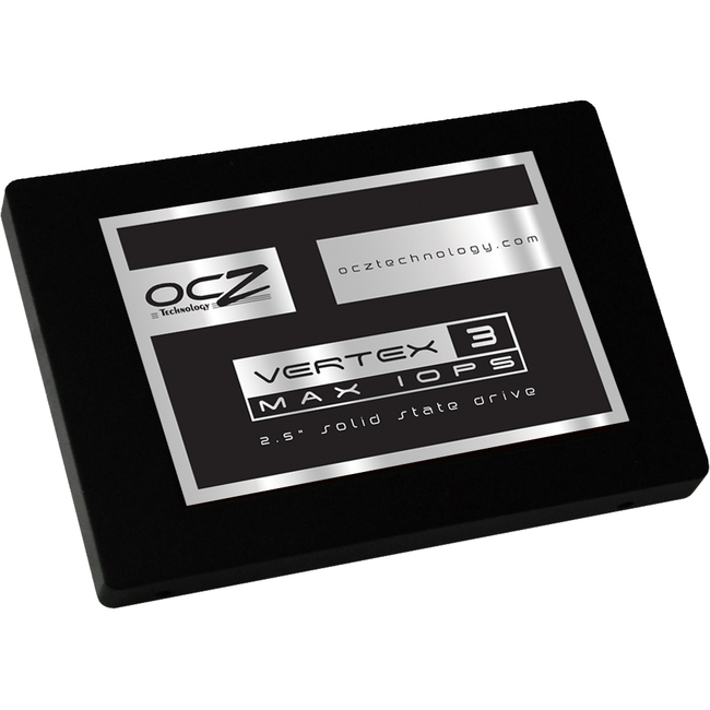 "OCZ Technology Vertex 3 VTX3MI-25SAT3-120G 120 GB 2.5"" Internal Solid State Drive"