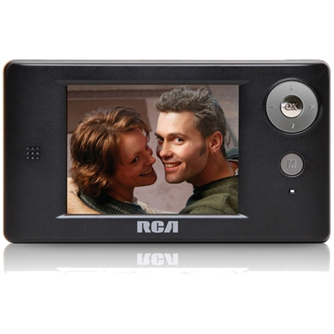 "RCA 3.5"" Mobile Digital TV In White at Sears.com"