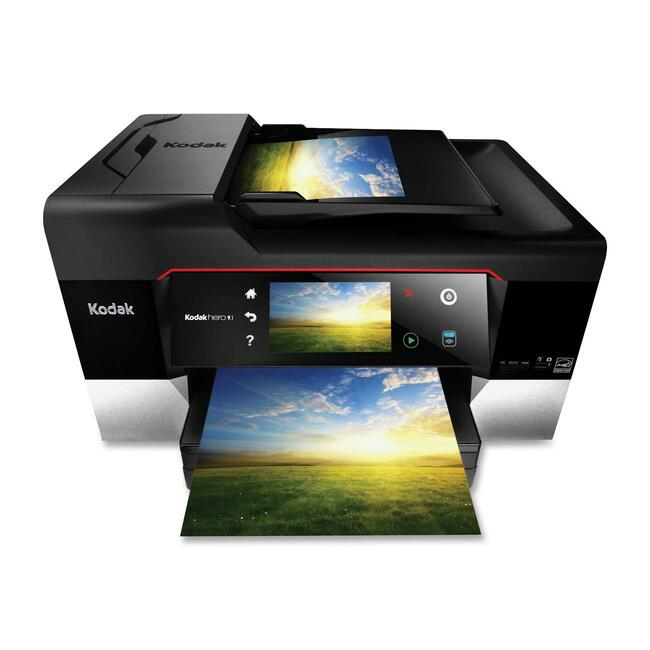 Kodak HERO 9.1 Inkjet Multifunction Printer - Color - Photo Print - Desktop