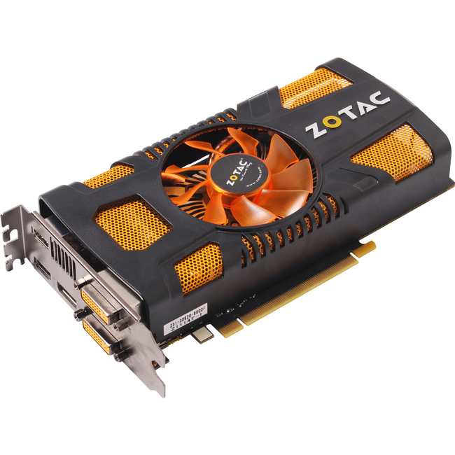 ZOTAC ZT-50706-10M ZT-50706-10M GeForce GTX 560 Multiview Graphics Card