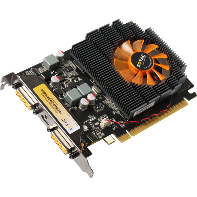 ZOTAC ZT-40708-10L ZT-40708-10L GeForce GT 440 Synergy Edition Graphics Card