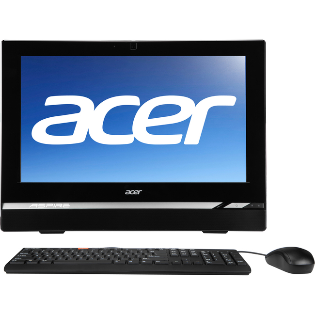 Acer Aspire PW.SGQP2.005 All-in-One Computer - Intel Celeron G530 2.40 GHz - Desktop