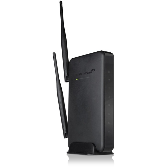 Amped Wireless SR10000 High Power Wireless-N 600mW Smart Repeater