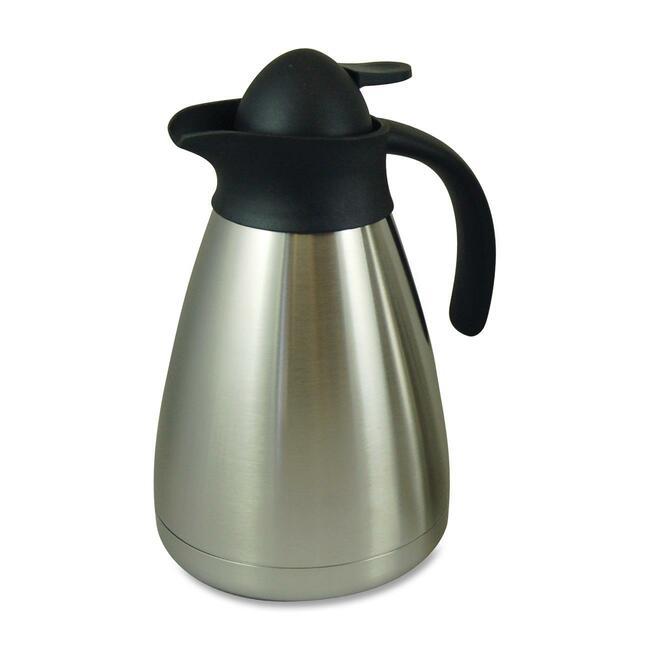 GJO11957 Genuine Joe Contemporary Vacuum Carafe
