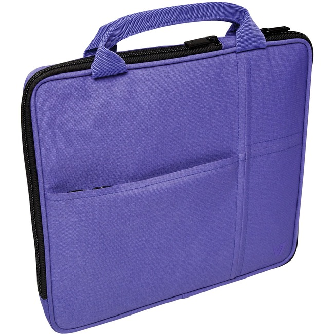 V7 Slim TA20PUR Carrying Case (Attach) for iPad - Purple