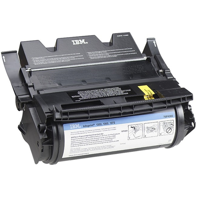 InfoPrint Black Toner Cartridge